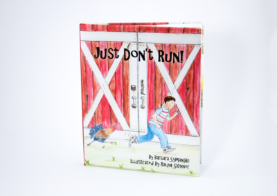 Children's Book Printing Hardcover